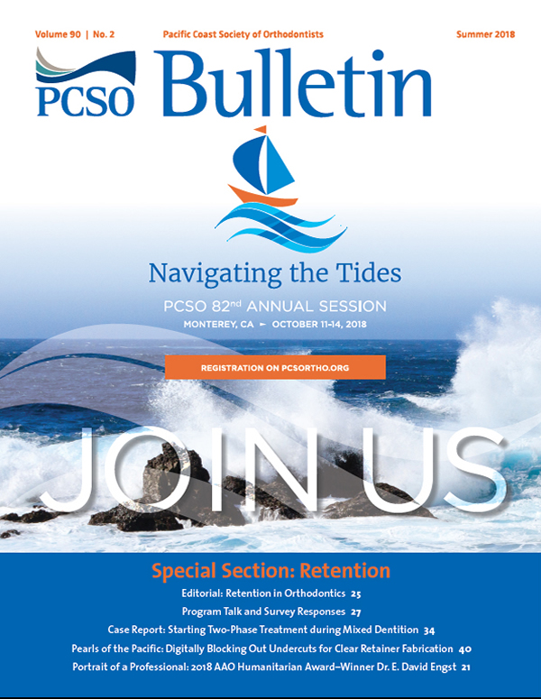 PCSO Bulletin Summer 2018
